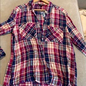 Brand new button down shirt